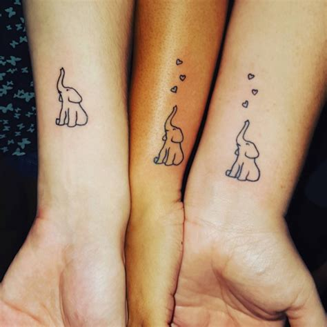 small tattoo ideas for sisters 10 siblingtattoos that will melt your brit co