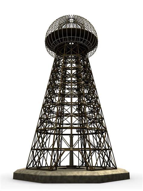 List Of Nikola Tesla Inventions Nikola Tesla Inventions Transmitter 3d Render By