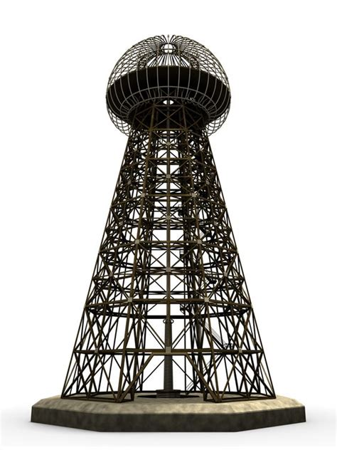 Nikola Tesla Inventions Used Today Nikola Tesla Inventions Transmitter 3d Render By