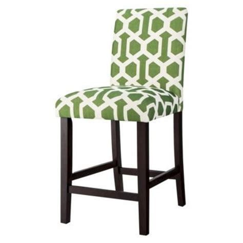 uptown counter stool hopscotch green