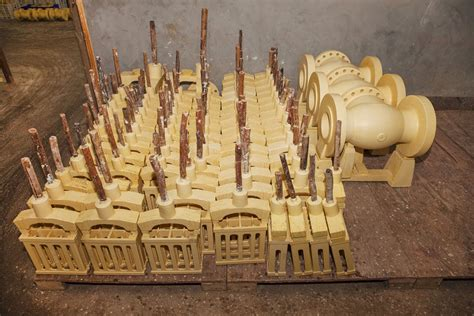wax pattern in casting investment casting metal casting blog