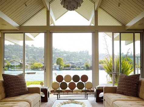 Houses With Big Windows Decor Large Windows And How To Decorate Around Them