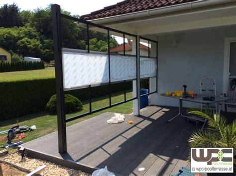 terrassen berdachung plexiglas windschutz terrasse plexiglas sichtschutz terrasse