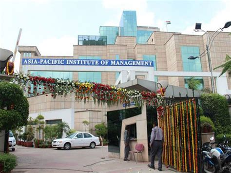 Asia Pacific Institute Of Management Mba Fees by Asia Pacific Institute Of Management Aim New Delhi