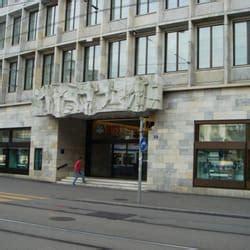 banche a zurigo ubs banche istituti di credito paradeplatz 6 kreis 1