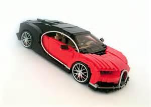 Bugatti Veyron Lego Bugatti The Lego Car