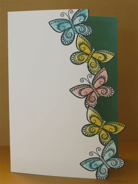 card butterfly butterfly card my cards