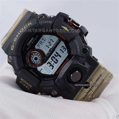 G Shock Army Coklat harga sarap jam tangan g shock rangeman gw 9400dcj 1