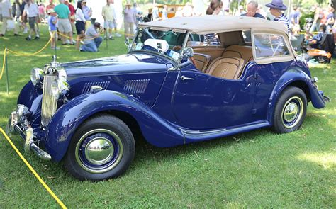 4 seat convertibles file 1950 mg y tourer 4 seat convertible jpg wikimedia