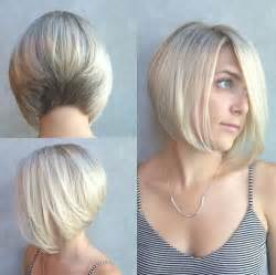 stacked hair longer sides pinterest the world s catalog of ideas