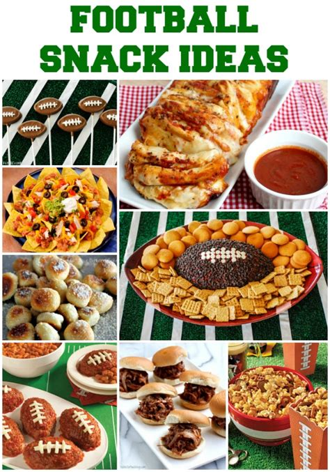 Home Decor Party Companies game day football party snacks interview with holly
