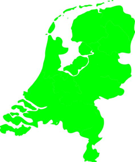 netherlands map clipart best photos of netherlands map silhouette blank outline