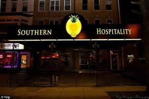 Southern Hospitality Restaurant Inside Dc S W Hotel With The Most View In The