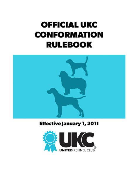 ukc shows conformation forms united kennel club ukc