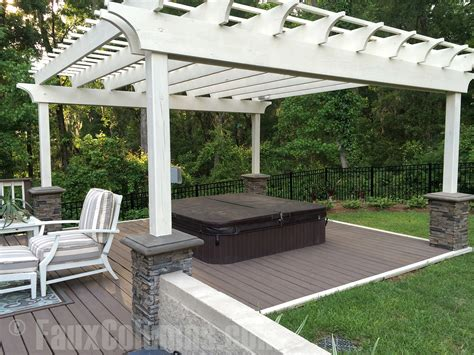Sierra Patio Covers by Porch Column Ideas Accentuate Your Home S Front Exterior