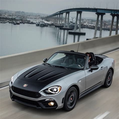 2017 fiat 124 spider abarth 2017 fiat 124 spider review