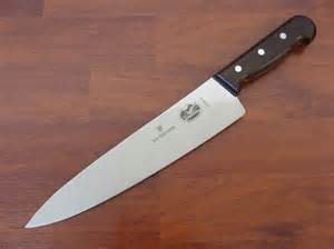 victorinox chef knife 25cm rosewood kitchen knives