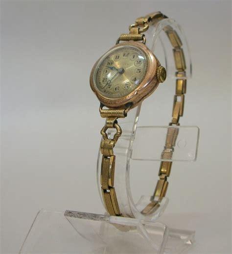 rolex 9ct gold wrist wrist watches clocks