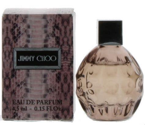 Parfum Original Miniature Jimmy Choo Edp 45ml jimmy choo by jimmy choo for miniature edp perfume splash 0 15 oz nib ebay