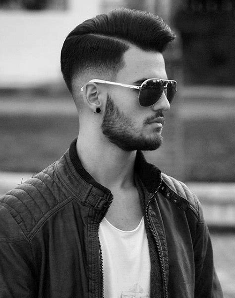 Pompadour Hairstyles For Guys by Pompadour Haircut For 50 Masculine Hairstyles