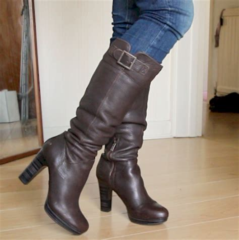 most comfortable tall boots ugg sale esplanade croco and savoie review