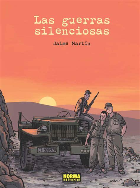 norma comics las guerras silenciosas