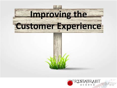 Retail Detail Business 101 Customer Service Is Paramount Second City Style Fashion by Want To Improve The Customer Experience In Your Restaurant