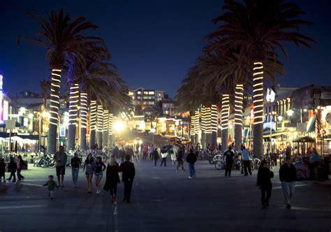 hermosa beach christmas tree lighting life lived forward by raymond dussault hermosa