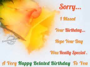 pics photos funny belated birthday wished greeting card wishes