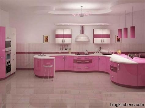 pink kitchen ideas pleasant pink kitchen coolest home decorating ideas with