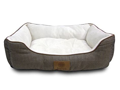 akc dog beds akc box weave solid cuddler animals pet supplies pet