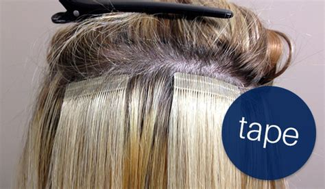 taped hair extensions damage pros and cons of different types of hair extensions