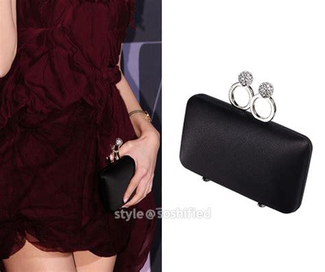 J Estina Sooyoung Clutch 532 soshified styling ricci j estina