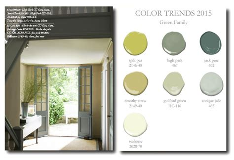 benjamin moore shades of green 9 interior design trends that continue to be popular