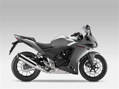 48 Ps Motorrad Supersportler by Honda Cbr500r Supersport Test Testbericht