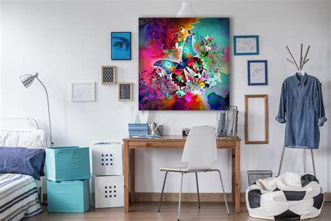 cuadro modernos abstractos cuadro moderno abstracto mariposa tiendas cuadros impresos