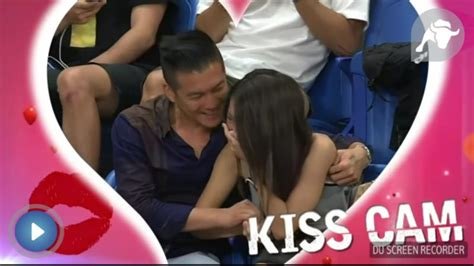 pilladas web cam la pillada de una kisscam a una pareja en taiw 225 n