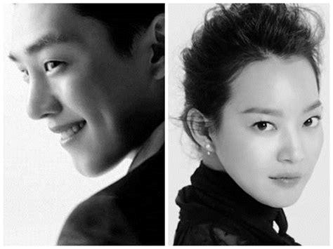 yoo ah in soompi actors yoo ah in and shin min ah flirt and dance for hair
