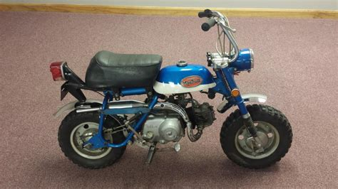 honda 50 motorbikes for sale 1971 honda mini trail 50 motorcycles for sale