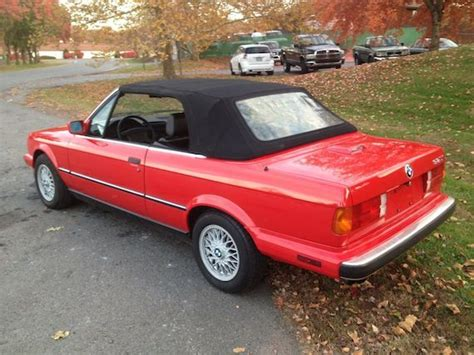 1990 bmw convertible 1990 bmw 325i convertible german cars for sale