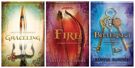 the the trilogy books series review graceling realm graceling bitterblue