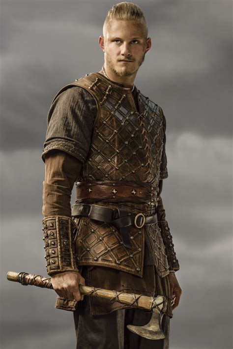 does ragnar get back with his first wife vikings bjorn season 3 official picture vikings tv