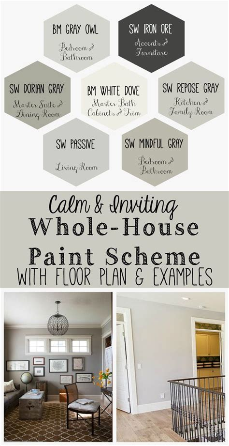 1000 images about paint whole house color palette on i put together a whole house paint scheme using some