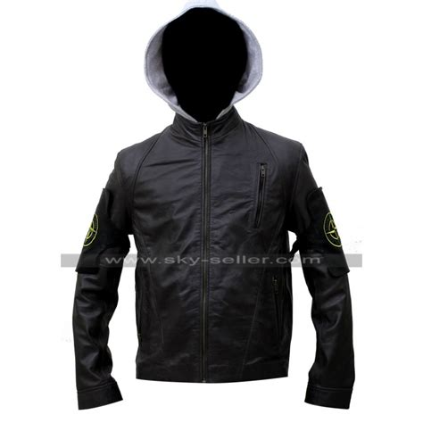 Jaket Hoodie Tom Clancys The Division 2 Roffico Cloth the division tom clancy s leather jacket