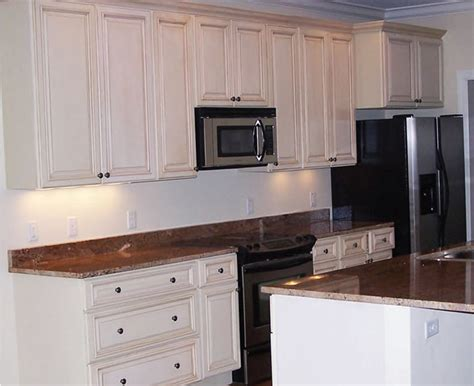 Glazed White Kitchen Cabinets Kitchen Cabinets White Glazed Craftsmen Network