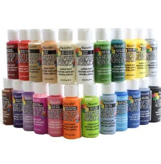 acrylic paint price decoart crafter acrylic59 ml artists paint assorted colours