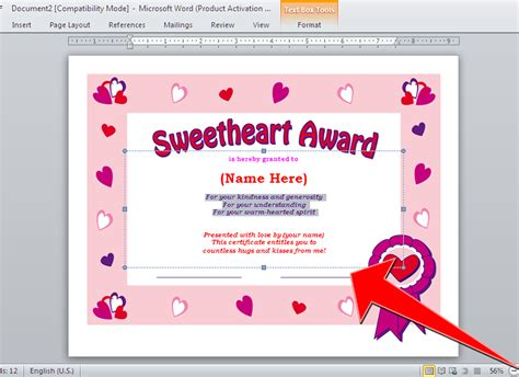 create a certificate template gift certificate this wallpaper