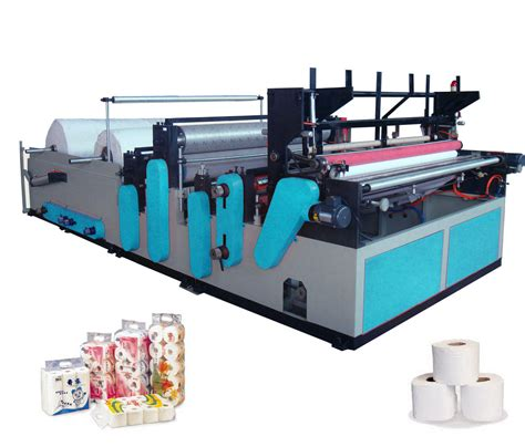 Tissue Paper Machine - china automatic small toilet tissue paper