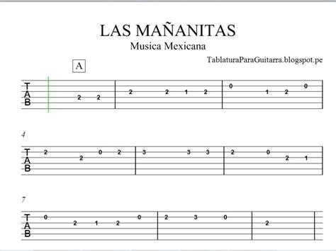tocar las mananitas paso a paso con guitarra las ma 241 anitas tablatura para guitarra youtube