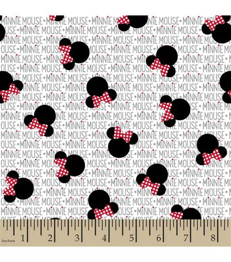 pattern work mandala minnie mouse head by joanne disney cotton fabric and mice on pinterest